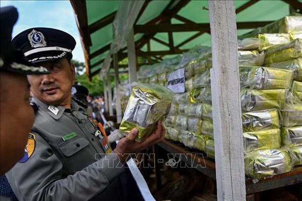 联合国毒品和犯罪问题办公室:东南亚有组织犯罪日益猖獗 hinh anh 1