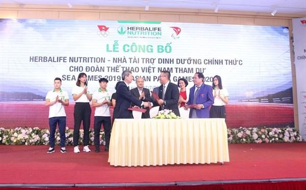 越南体育代表团下决心在第30届东运会取得好成绩 hinh anh 1