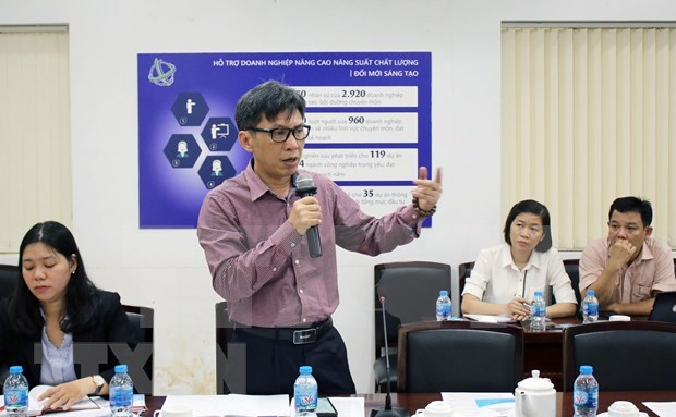 胡志明市走向建设国际性的创新创业支持中心 hinh anh 2