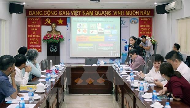 胡志明市走向建设国际性的创新创业支持中心 hinh anh 1