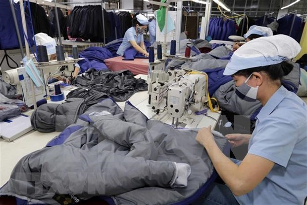 2019年上半年越南对日本纺织品服装出口额达18.9亿美元 hinh anh 2