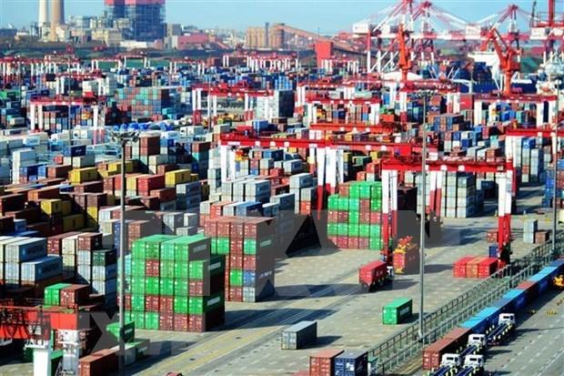 东盟超越美国成为中国第二大贸易伙伴 hinh anh 1
