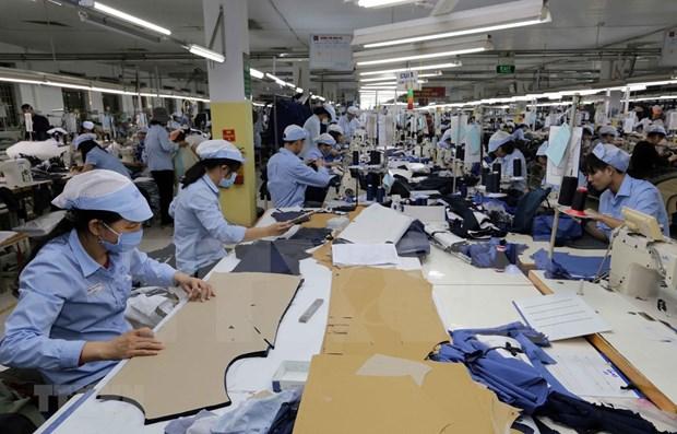 2019年上半年越南对日本纺织品服装出口额达18.9亿美元 hinh anh 1