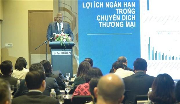 如何推进胡志明市发展成为地区和国际金融中心? hinh anh 1