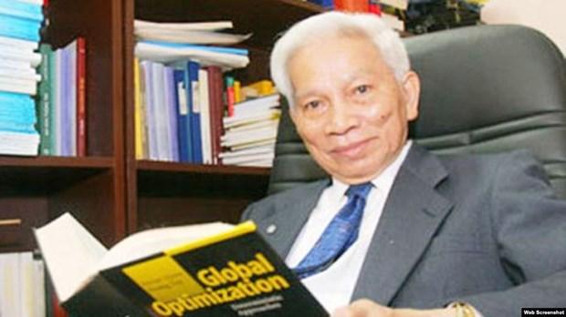 政府总理阮春福出席越南著名数学家黄瘁追悼会 hinh anh 3