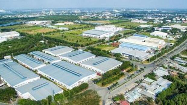 河内市着力促进现代工业区发展 hinh anh 1