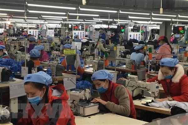 日本松冈集团将在越南中部兴建纺织厂 hinh anh 1