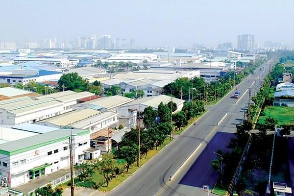 河内市着力促进现代工业区发展 hinh anh 2