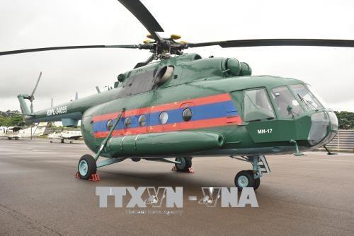 老挝成立空军司令部 hinh anh 1