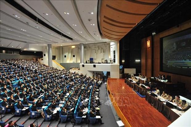 泰国新政府提出执政第一年内的12项优先政策 hinh anh 1