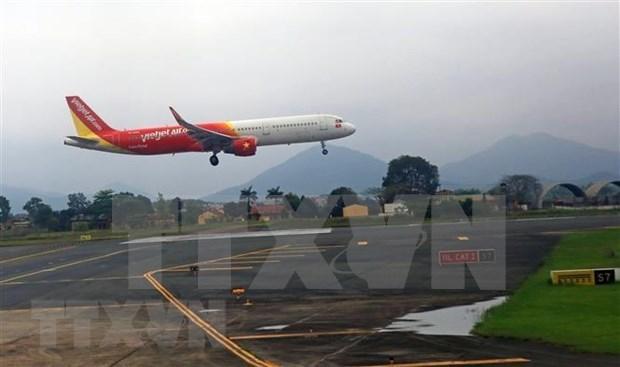 越捷再添一条新国际航线 将开通河内飞往印度新德里的直达航线 hinh anh 1