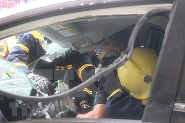 越南参加马来西亚世界应急救援锦标赛 hinh anh 2