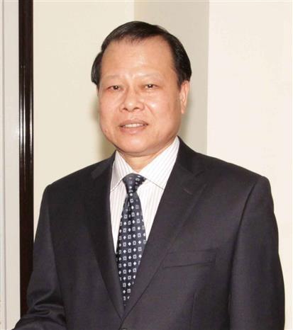 越共中央政治局对原政府副总理武文宁作出警告处分 hinh anh 1