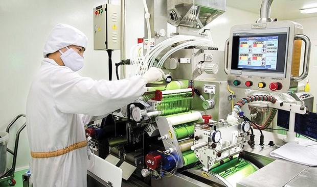 越南力争国产药品在全国使用比例大幅增长 hinh anh 2