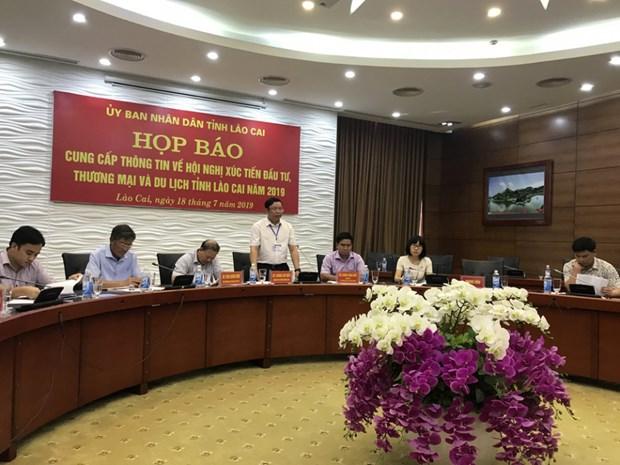 老街省投资贸易旅游促进会将于9月举行 hinh anh 1