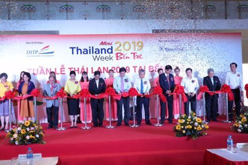 """2019年""""泰国周""""在槟椥省开幕 hinh anh 1"""
