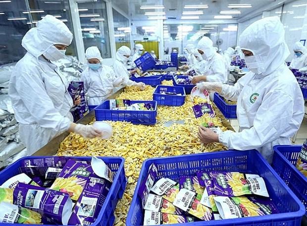 越南着力扩大农产品出口市场 hinh anh 1