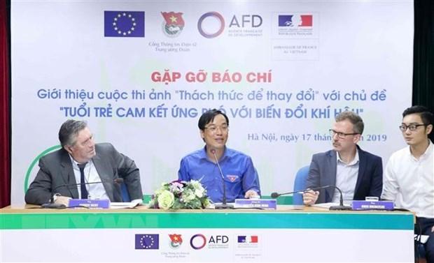 """越法两国启动""""青年承诺应对气候变化""""摄影比赛 hinh anh 2"""