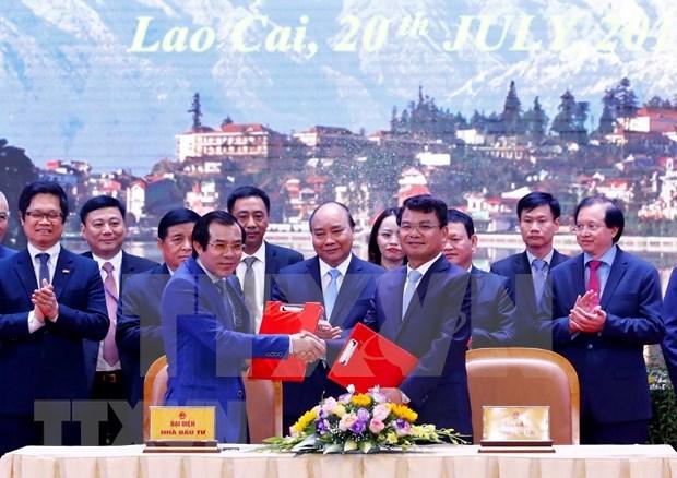阮春福总理:老街省需实现旅游可持续包容发展的目标 hinh anh 2