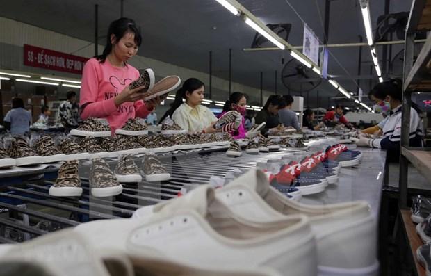 皮革鞋业抓住EVFTA带来的机遇 hinh anh 1