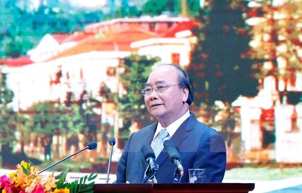 阮春福总理:老街省需实现旅游可持续包容发展的目标 hinh anh 1