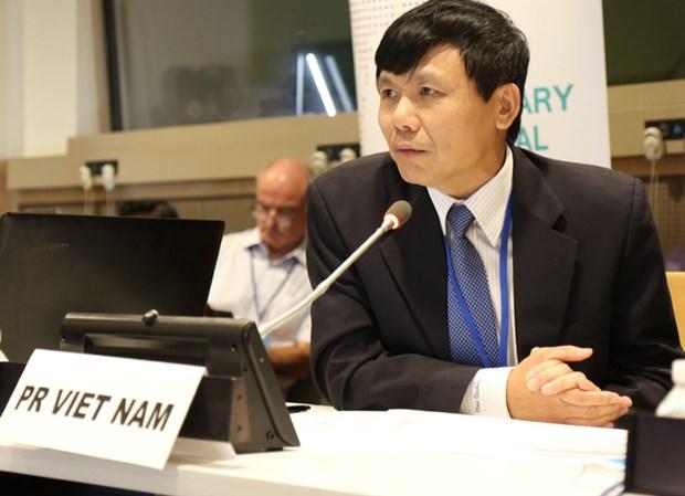 越南出席在委内瑞拉举行的不结盟运动部长级会议 hinh anh 1