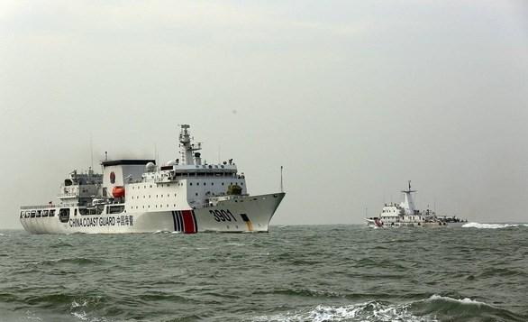 美国反对中国阻碍东海石油开采活动 hinh anh 2