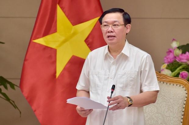 王廷惠副总理:编制《合作社白皮书》 明确合作社在经济发展中的地位与作用 hinh anh 1