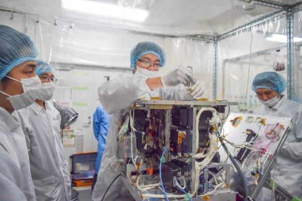 越南航天中心——培养航天研究热情的地方 hinh anh 1