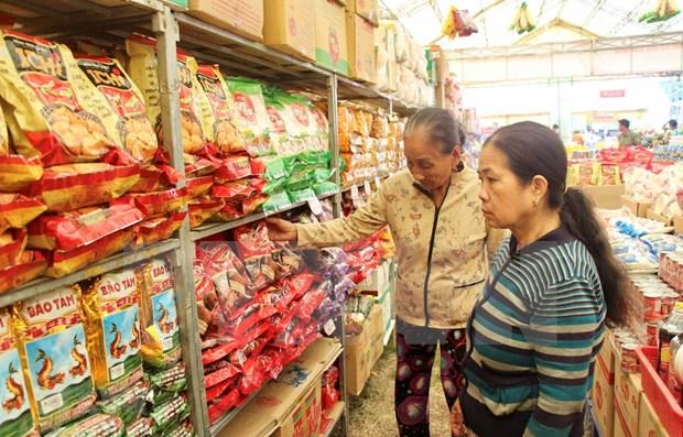 企业和质量是越南货远销各地的核心因素 hinh anh 1