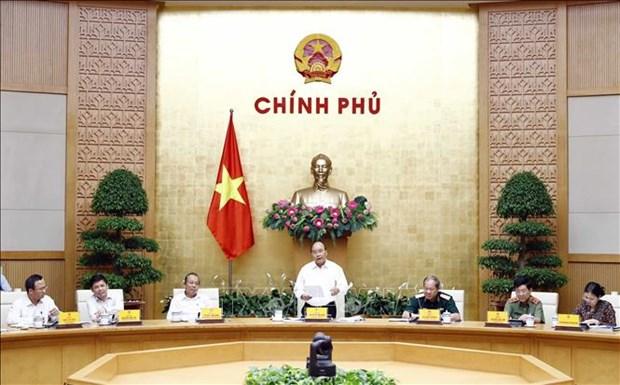 阮春福总理:处罚成本高,但仍不足以引以为戒 hinh anh 1