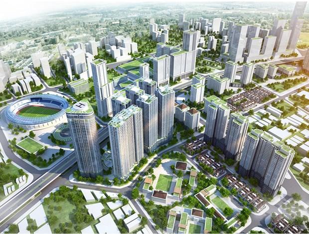 越南河内市纯化房产市场现状,避免房地产泡沫累积 hinh anh 2