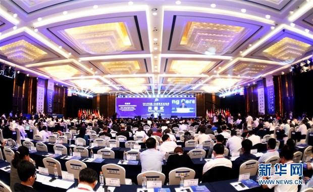 中国-东盟教育交流周开幕 hinh anh 1