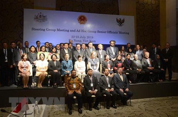 越南希望巴厘进程强化在促进全球和地区合作机制互联互通中的作用 hinh anh 1