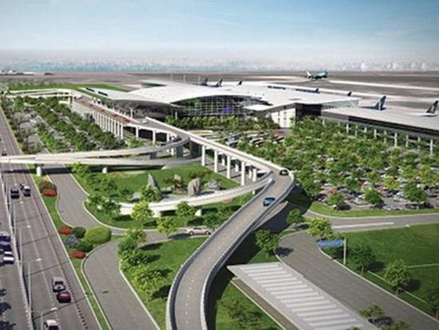 加快推进龙城机场项目的征地拆迁工作 hinh anh 1