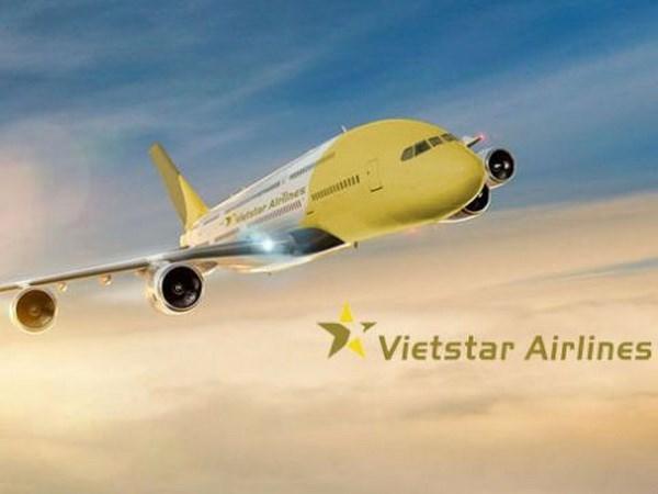 越星航空公司获得在越航空营运人许可证 hinh anh 1