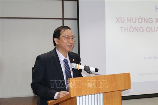 越南企业需要利用电子商务来促进出口活动 hinh anh 1