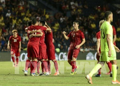 第30届东南亚运动会:足球比赛举办时间和地点正式对外公布 hinh anh 1