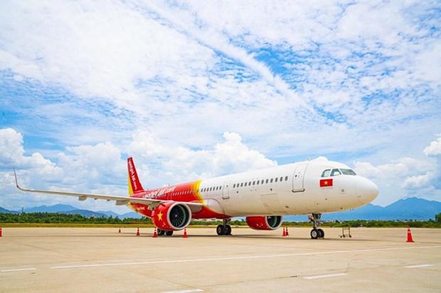 Vietjet推出百万张零越盾机票 与Google合作为旅客提供优质服务 hinh anh 1