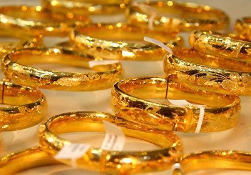7月24日越南黄金价格小幅上调 hinh anh 1