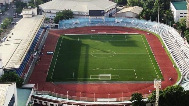 第30届东南亚运动会:足球比赛举办时间和地点正式对外公布 hinh anh 2