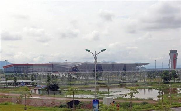 广宁国际机场新增至中国的直达航线 hinh anh 1