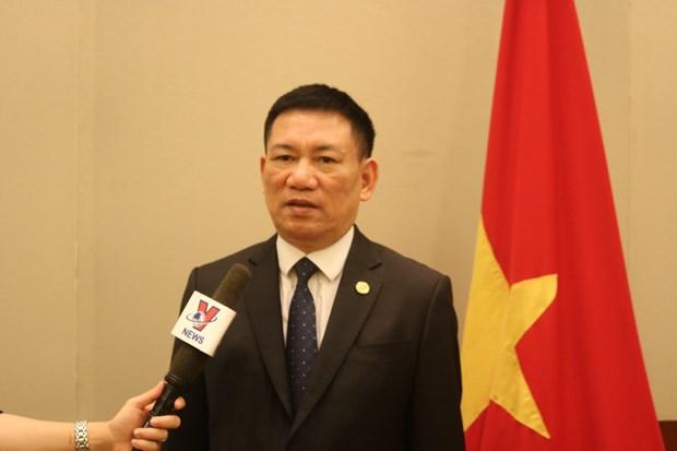 越南审计行业加强跨地区合作 致力于实现可持续发展 hinh anh 2
