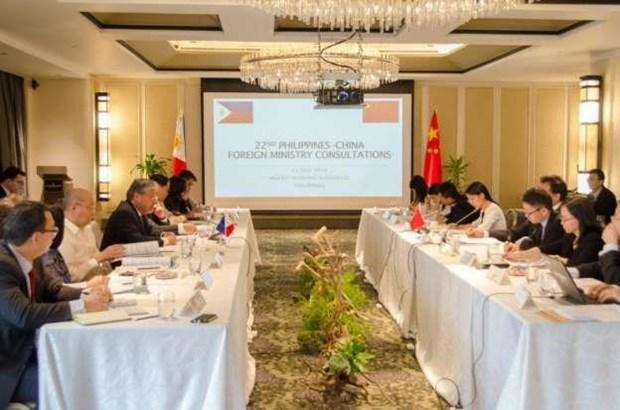 中国与菲律宾举行外交磋商 hinh anh 1