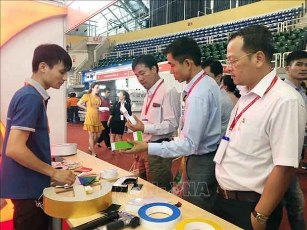 2019年越南广告技术与设备国际展览会拉开序幕 hinh anh 2