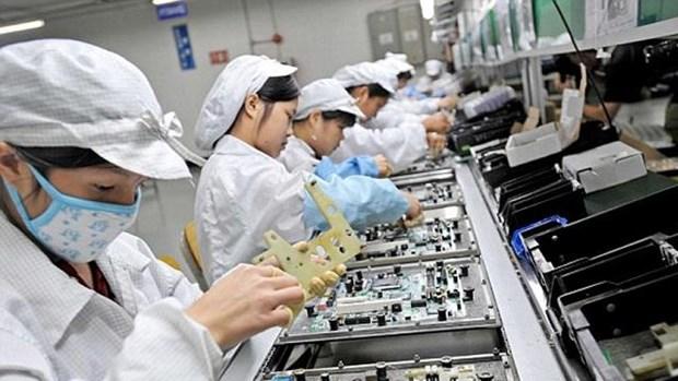 越南迎来欧盟的高质量外资热潮 hinh anh 1