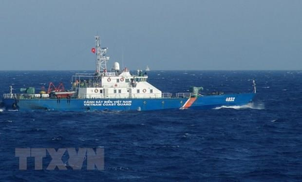 越南批准1982年《联合国海洋法公约》25周年:遵守法律原则处理和解决海上问题 hinh anh 1