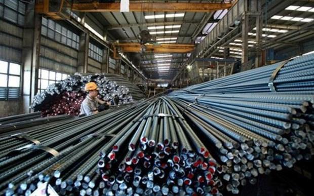 从现今到年底越南钢铁行业继续保持增长势头 hinh anh 2