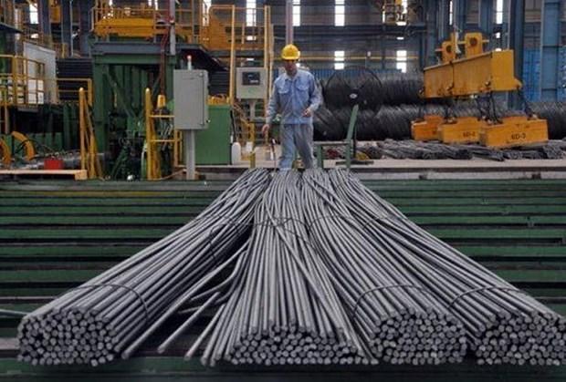 从现今到年底越南钢铁行业继续保持增长势头 hinh anh 1
