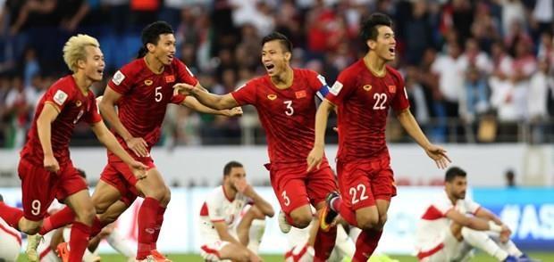 越南稳居亚洲球队15强 hinh anh 1